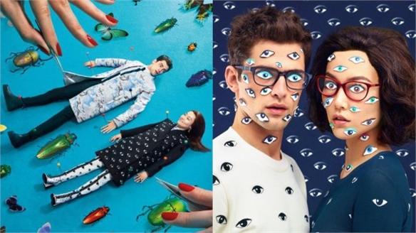 Kenzo's Surreal A/W 13-14 Campaign