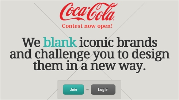 Coca-Cola's Design Competition