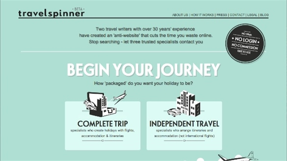 Travelspinner: Holiday Matchmaker
