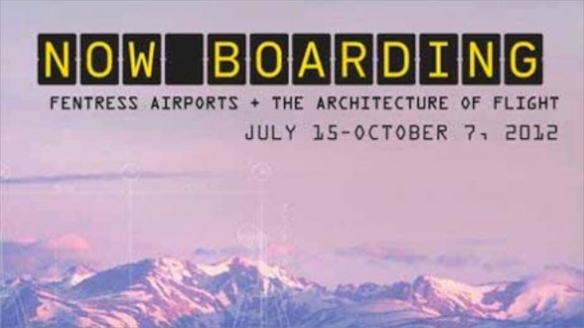 Now Boarding: Exhibition Explores Future of Airport Design