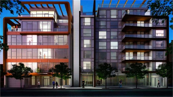 LEED Hotel Planned for Williamsburg
