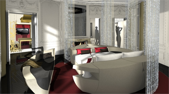 W Hotels Debuts in France