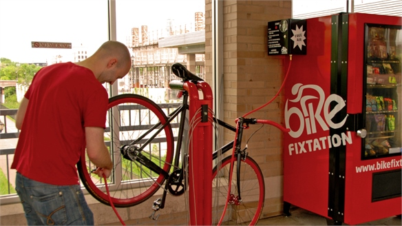 Bicycle Vending Machines