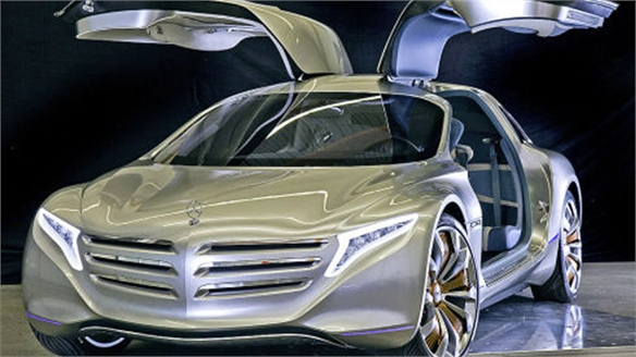 Mercedes-Benz Emission-Free Concept