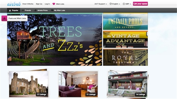 Airbnb's New Visual Design