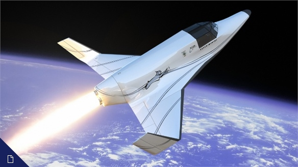 Space Tourism a Step Closer