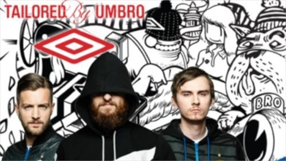 Umbro's New Strategy: Urban Apparel