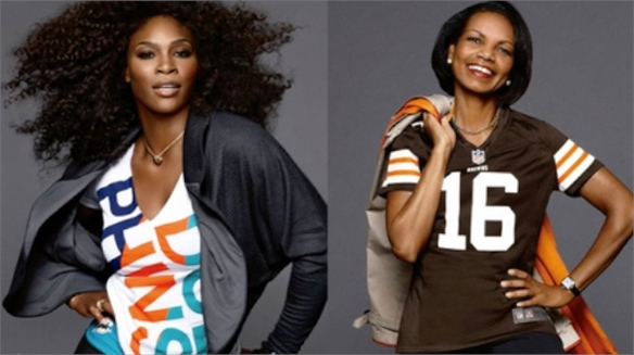 Fashion Football: NFL Targets Women