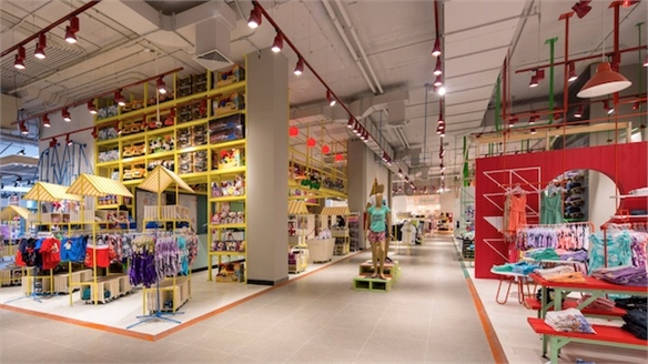Paris Kids' Playful Store Concept, Santiago