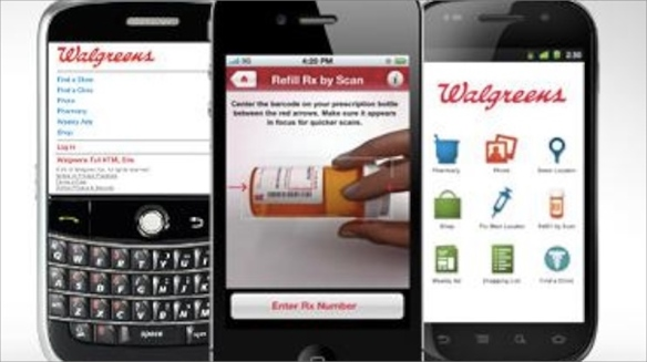 US Drugstore Apps Win Over Consumers