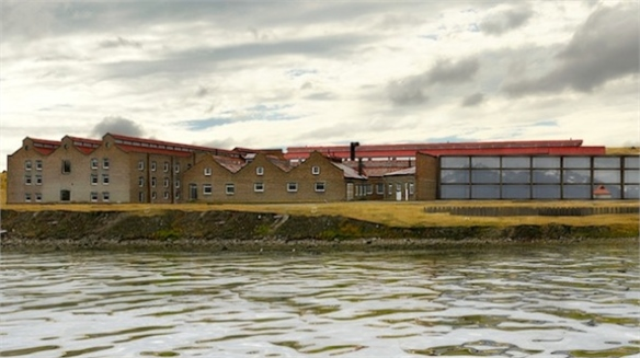 Landmark Patagonia Warehouse Hotel