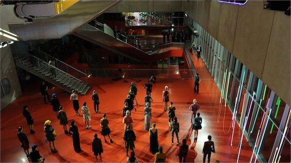 Catwalk Show Spaces: A/W 12-13