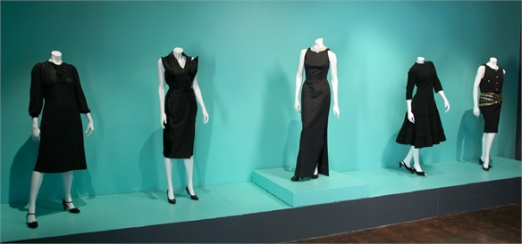The Little Black Dress Takes Centre Stage at FIDM