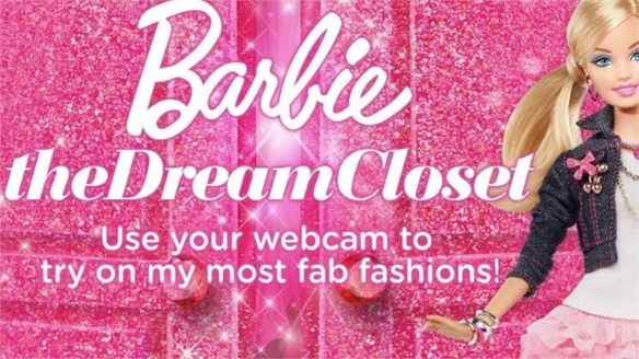 Barbie: The Dream Closet