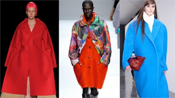 PFW A/W 12-13: Bold and Beautiful