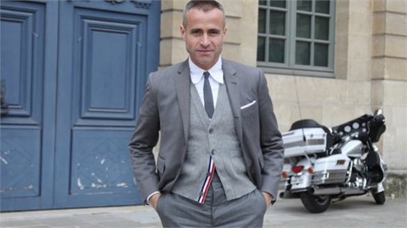Thom Browne to Show at St Petersburg Fashion Week