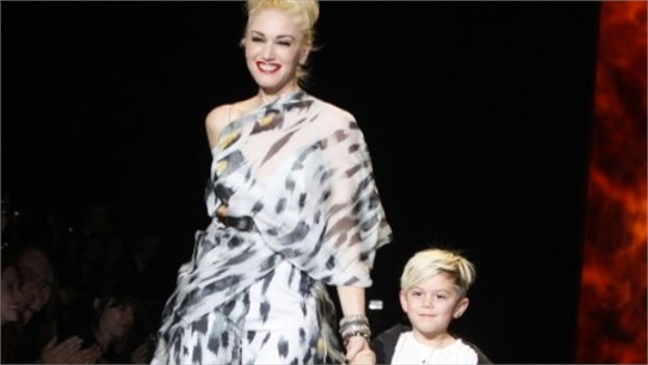 Gwen Stefani to Design Range for Target