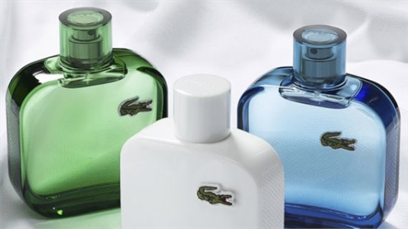 Lacoste's Artistic Fragrance Launch