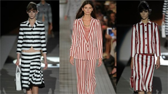 NYFW S/S 13: Marc Jacobs & the New Nautical