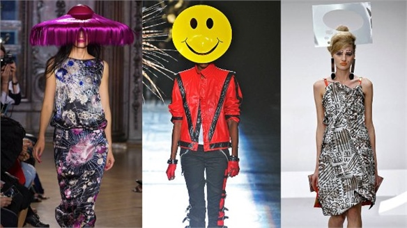 London Fashion Week: Headwear