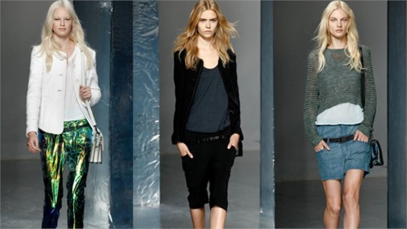 NYFW S/S 2012: Theyskens' Theory