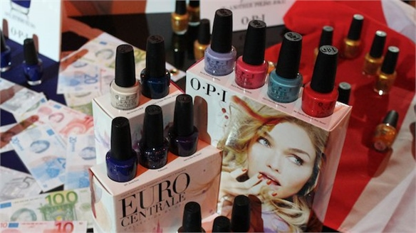 Nail Varnish Trends: OPI & Mariah Carey