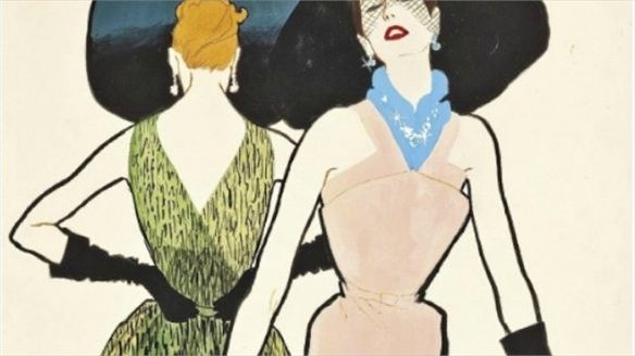 Gruau Illustrations Under Hammer at Christie's