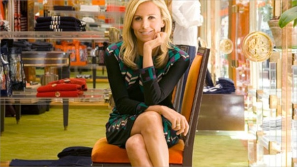 Tory Burch Enters Fragrance Market