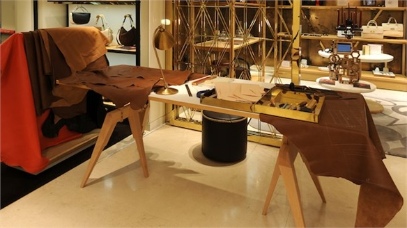 Mulberry Takes Brilliant Britain to Asia
