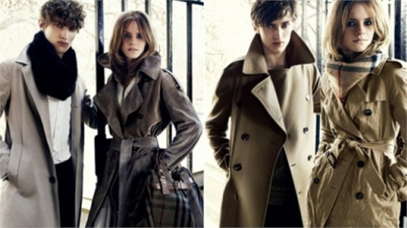 Burberry Bespoke Trench Service