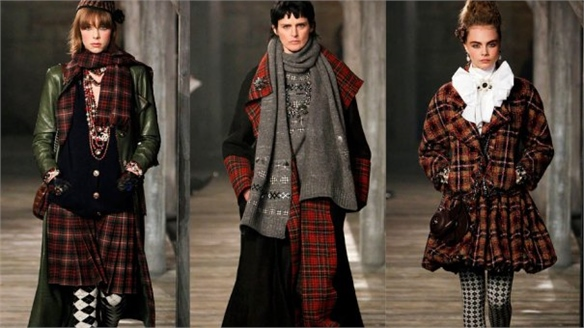 Pre-Fall 2013: Chanel in Scotland