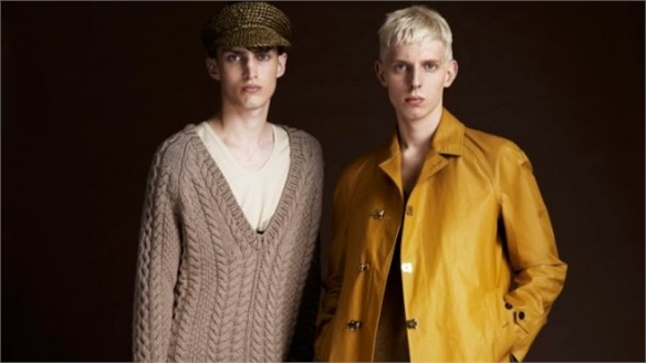 Burberry Men's Show Streams Live for Purchase