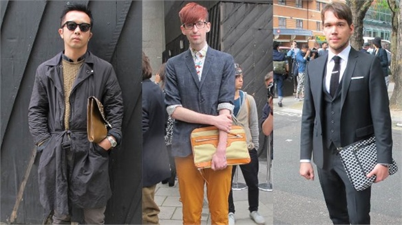 London Men's Street Style