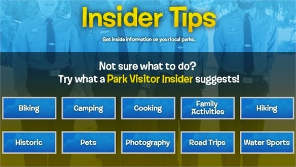 ParkVisitor: Uniting Park Enthusiasts