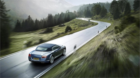 Starwood Partners with Bentley