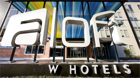 Aloft Expands Automatic Check-In