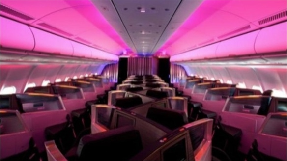Virgin Atlantic's New Upper Class Experience