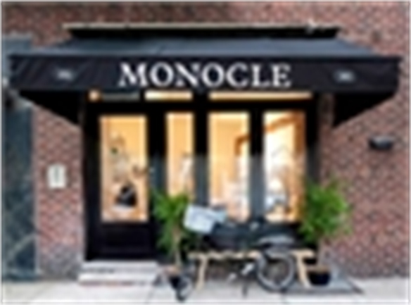 Monocle Lands in NYC