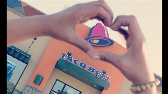 Taco Bell Joins Snapchat