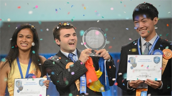 Intel's International Science Fair: Winners