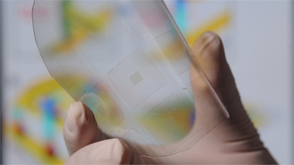 Smart Skin: Sense of Touch