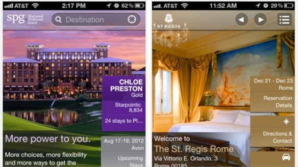 Starwood's Go-To App