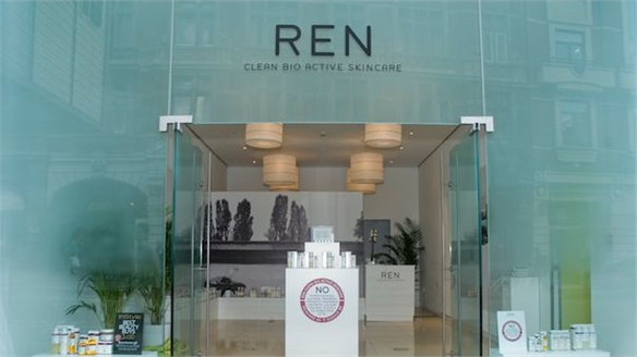 Ren Pop-up at St.Martins Lane Hotel