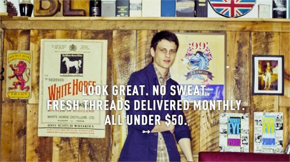 Frank & Oak: Curated Menswear