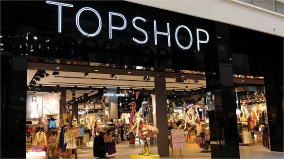 Topshop Launches in Las Vegas
