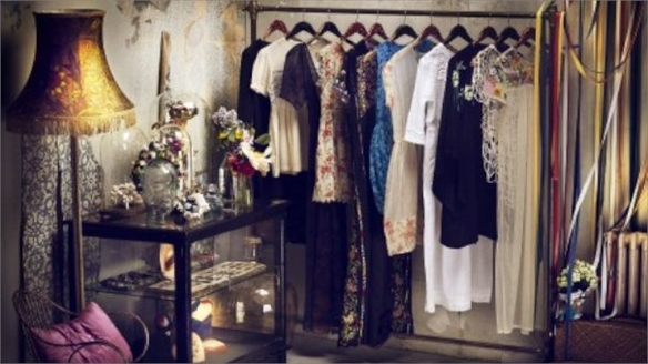 Topshop's Secret Pop-Up Stores