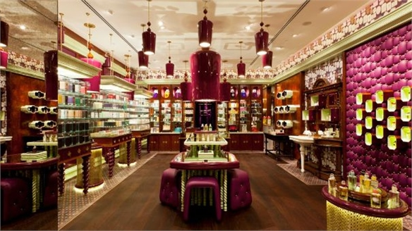 Penhaligon's Singapore Flagship