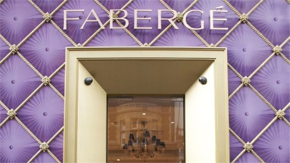 Fabergé Makes Historic Return to London