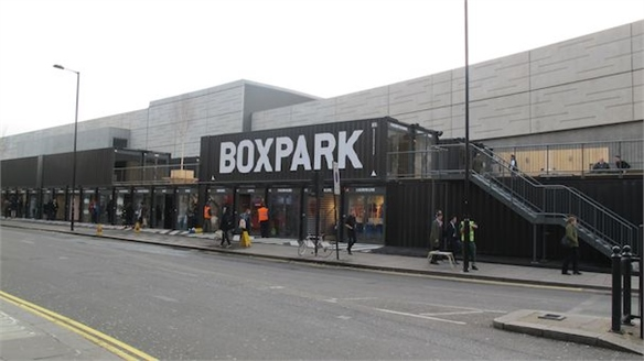Boxpark is Here – World's First Pop-up Mall