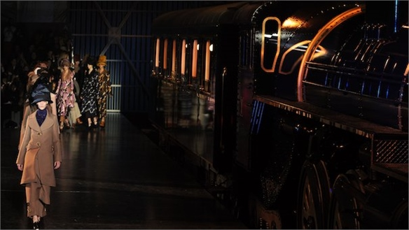 Paris Fashion Week A/W 12-13